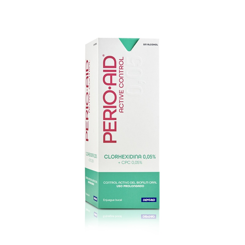 PERIO·AID® Active Control enjuague bucal